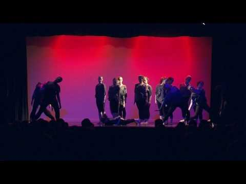 Basingstoke Academy of Dancing - Jagged Edge (Vocational Modern)
