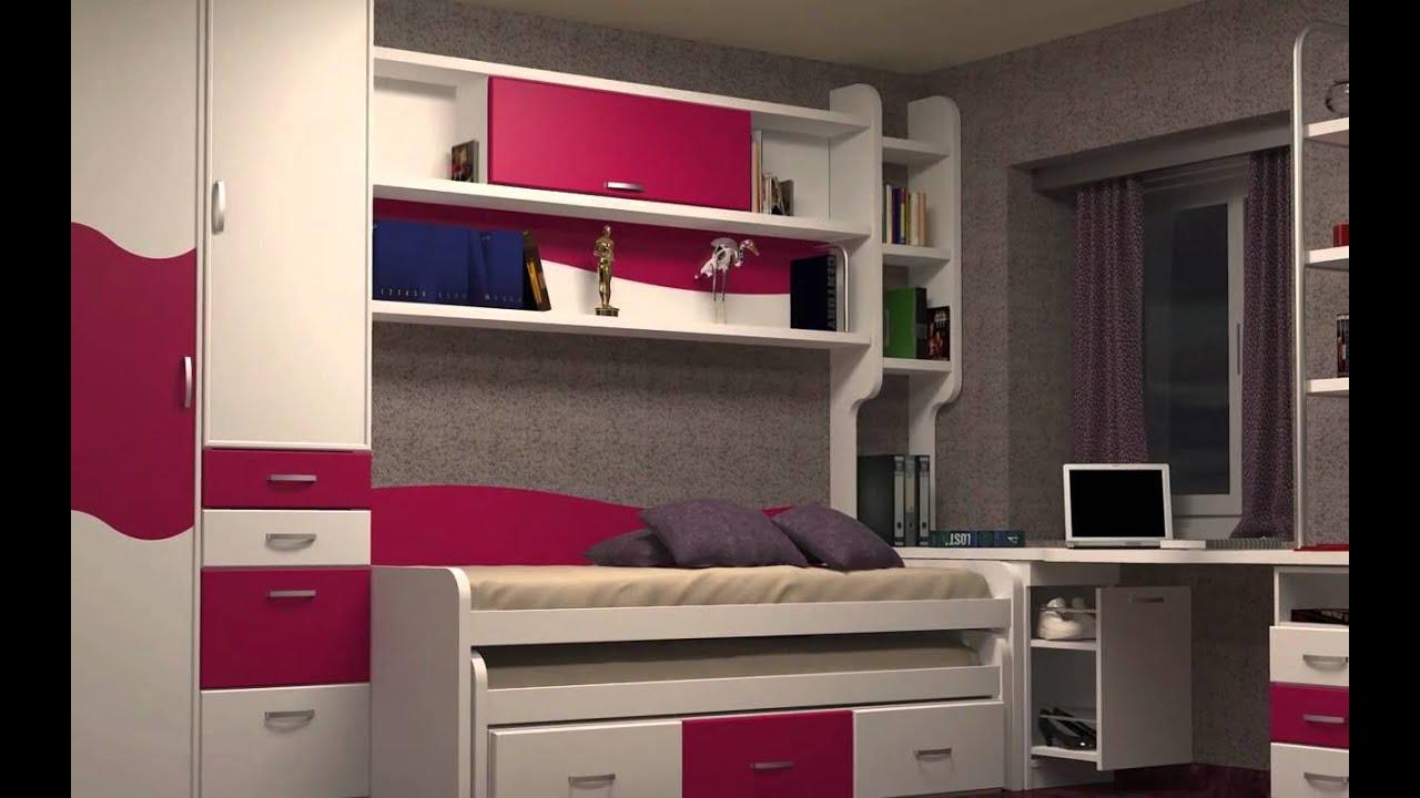 Camas nido compactos livemar muebles cama literas - Camas muebles abatibles ...