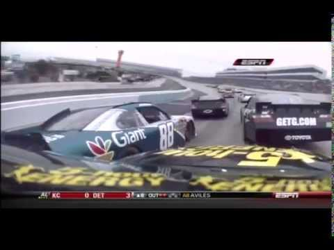Top 10 Steven Wallace Crashes