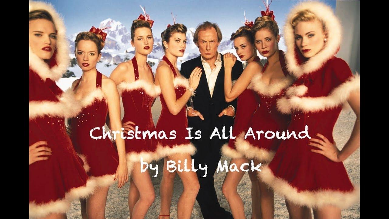 Christmas Is All Around.Christmas Is All Around Traduzione Italiano