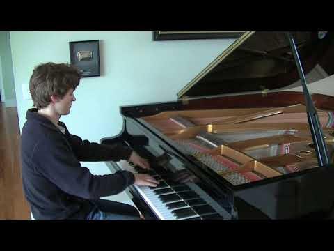 Thomas Rhett: Marry Me (Elliott Spenner Piano Cover)