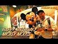 Disney Vlog - Happy Birthday Mickey (11/18/18) #Mickey90