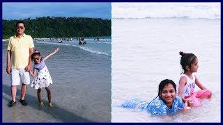 Raj in new look - Ye inko kya ho gaya | Radhanagar Beach - Haveloc | Andaman Day 4 Vlog