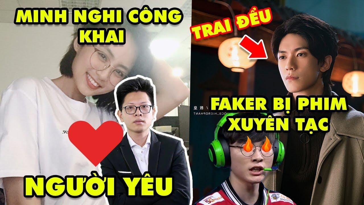 Update LMHT: MC Minh Nghi chính thức công khai người yêu Bomman – Phim LOL Trung Quốc dìm hàng Faker
