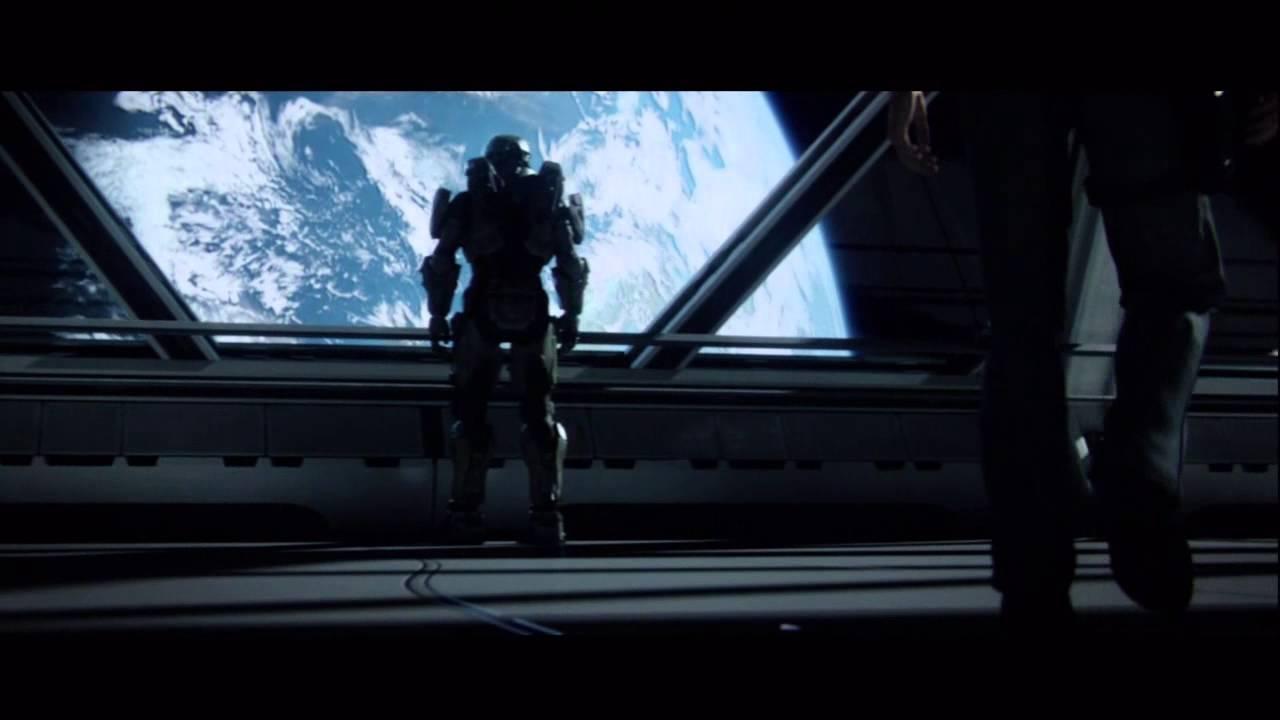 Halo 4 Ending Cutscene Wake Up John Amp Midnight