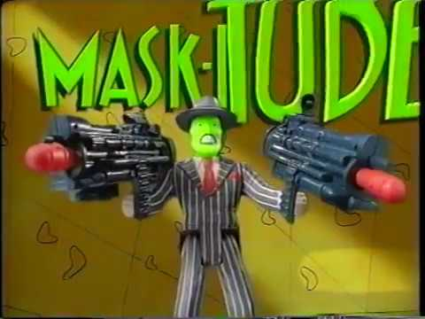 the mask the animated series babys wild ride