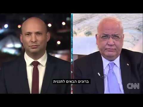 בנט מול סאיב עריקת בCNN: