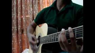 Tum Bin Jaoon Kahan with guitar chords