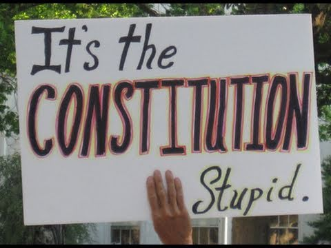 Tea Party: GOD Created The U.S. Constitution...the BIBLETUTION!