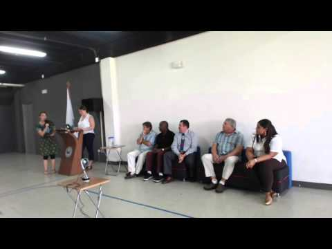 Panama Canal Zone Panel Discussion
