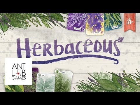 Herbaceous Kickstarter Playthrough and Preview