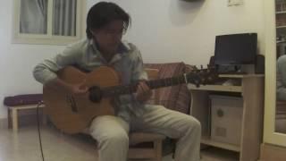 Cánh buồm phiêu du - fingerstyle guitar solo