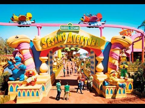 Испания. Порт Авентура. Цены. Динозавры. Детский Парк Аттракционов и Развлечений. Русские В Европе.