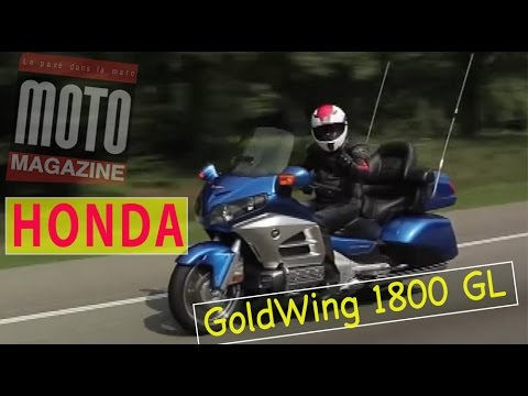 Rencontre goldwing 2016