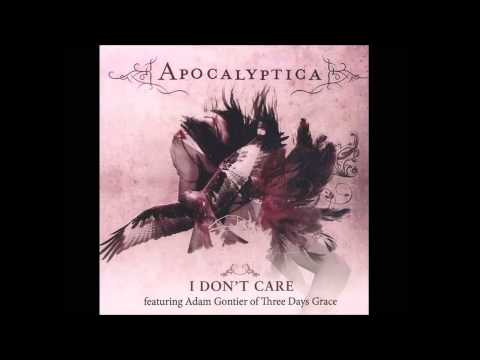 Apocalyptica I Don't Care Ft Adam Gontier (HQ HD Audio)