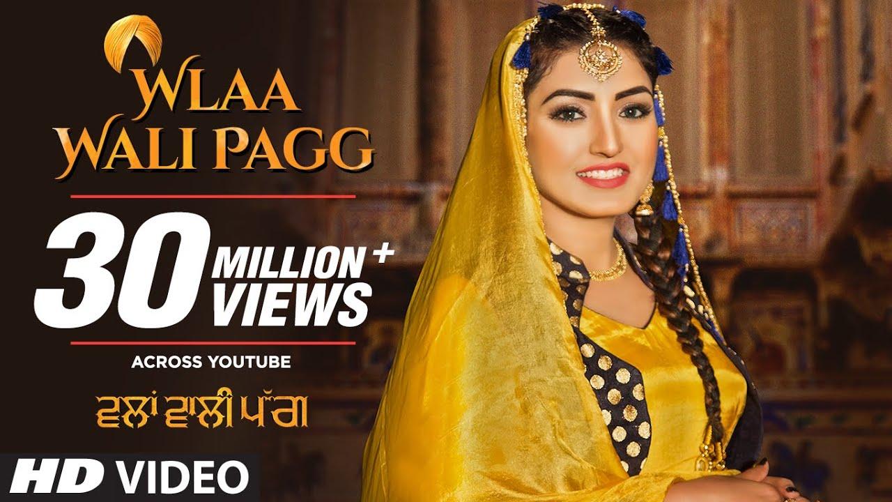 Wlaa Wali Pagg: Anmol Gagan Maan | Desi Routz | Latest Punjabi Songs 2018