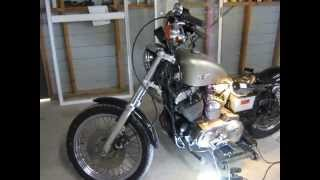 Evo sportster problem 4 ( problem was bad ignition timing)