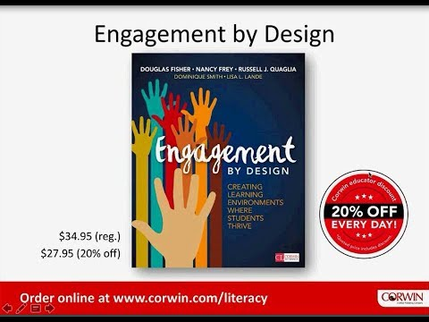 Fisher, Frey & Smith: Engagement By Design Webinar