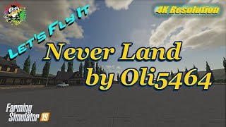 "[""Never Land by Oli5464"", ""tazzienate"", ""4k resolution"", ""4k resolution video"", ""4k video"", ""farm sim"", ""farming"", ""farming simulator"", ""farming simulator 19"", ""farming simulator 19 timelapse"", ""farming simulator 2019"", ""farming simulator mods"", ""farming"