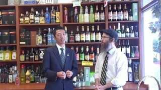 The Kosher Wine Review #68 Sakamai Kikusui Junmai DaiGinjo SAKE
