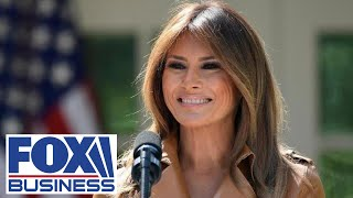 Download lagu First Lady Melania Trump delivers remarks in Pennsylvania
