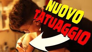 IL NUOVO TATUAGGIO DI ST3PNY!!
