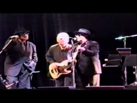 VAN MORRISON with ELVIS COSTELLO  Chicago 1999 - Jackie Wilson Said / Gloria