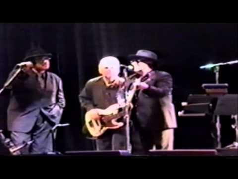 VAN MORRISON with ELVIS COSTELLO  Chicago 1999 - Jackie Wilson Said / Gloria