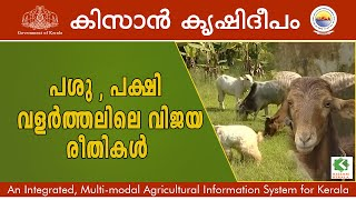 Diary, Bird rearing  as a profitable ventue  : Success story of by Sri. Ajith Kumar, Kollam
