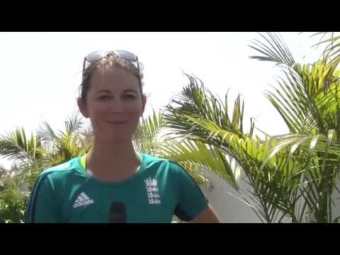 """Charlotte Edwards - """"The job of a captain never finishes"""""""