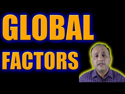 🔴🔴 Global Factors Impact On Stock Market - Live Q&A With Nitin Bhatia