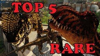 Primal Carnage | Top 5 Rare skins