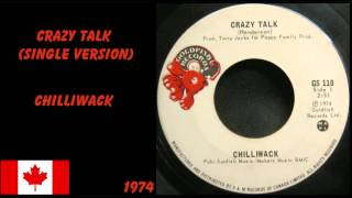 Crazy Talk (Single Version) - Chilliwack