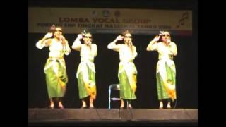 PORSENI Nasional Vocal Group 2007 - Jawa Tengah - Gundul Gundul Pacul