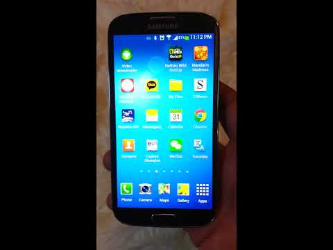 Galaxy S4: Easily Remove Picasa Albums from Gallery and/or Reactivate to Bring it Back