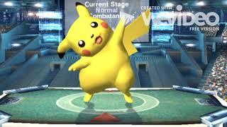 Gambar cover Super Smash Bros. Brawl Pikachu Voice Clips