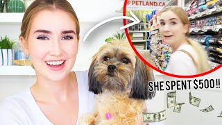 Buying My Dog Everything She Touches !!