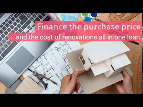 Renovation Financing