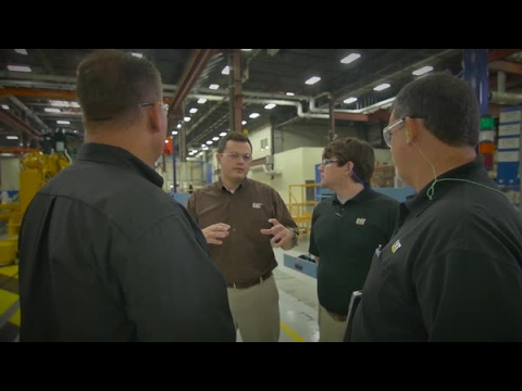 Caterpillar North Little Rock Facility Becomes a Safety Benchmark | Customer Success Story