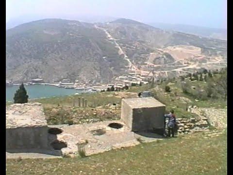 Illarionov59: 2002  Прогулка на Северный форт в Балаклаве
