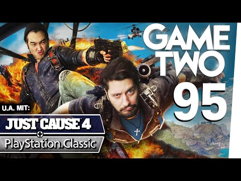 Just Cause 4 PlayStation Classic Dragon Age 4 Far Cry: New Dawn  Game Two 95