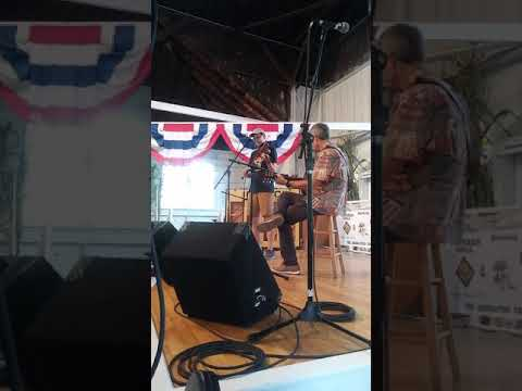 Old Time Fiddle contest Iowa State Fair 2018 - Top of Cork Road