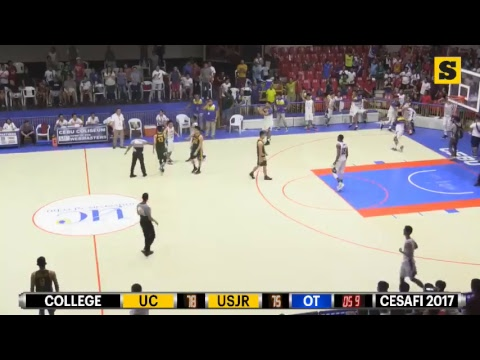 UC Webmasters vs. USJ-R Jaguars (Semi-Final Game 2)
