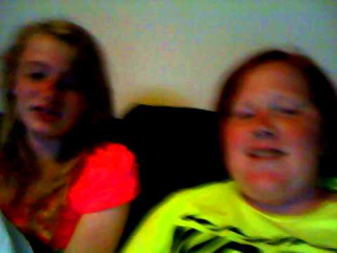 cheyenn and breeann singing mamas broken heart