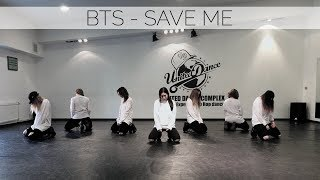 BTS - SAVE ME dance cover by X.EAST
