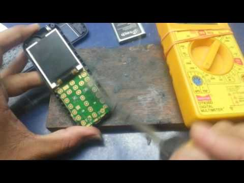 China Mobile keypad salution