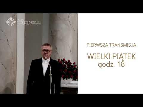 Zaproszenie Do Oglądania Transmisji Nabożeństw Z Kościoła Świętej Trójcy W Warszawie