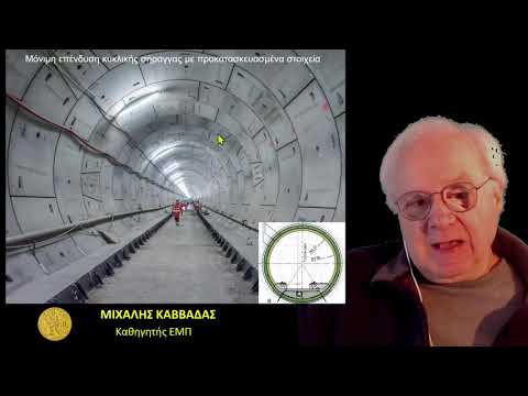 MK Tunnelling   Lecture 5  2021-04-20