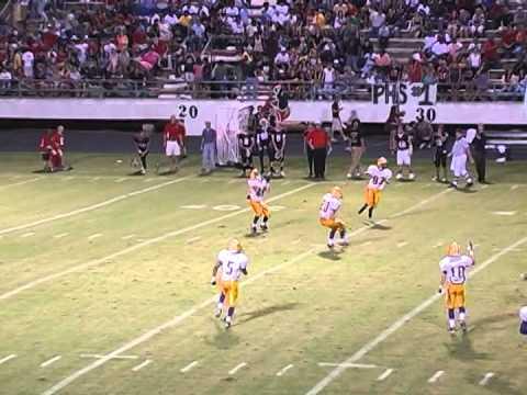 Conner Jenkins C E Byrd Football Highlight 2008