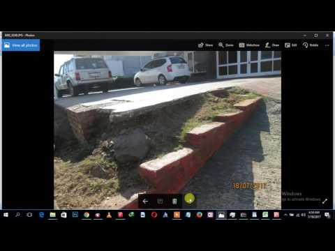 Proposal for Driveway construction in Durban